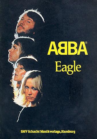Eagle: Einzelausgabe für Klavier mit Text