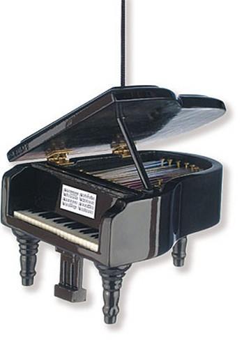 Anhänger Klavier Christbaumschmuck 7,62 cm