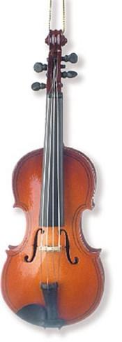 Anhänger Violine Christbaumschmuck 12,70 cm
