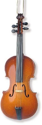 Anhänger Cello Christbaumschmuck 11,40 cm
