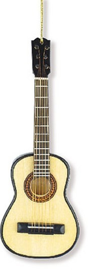 Anhänger Gitarre Christbaumschmuck 12,70 cm