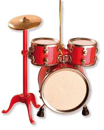 Anhänger Schlagzeug 7,62 cm