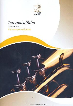 Internal Affairs: für Trompete und Klavier