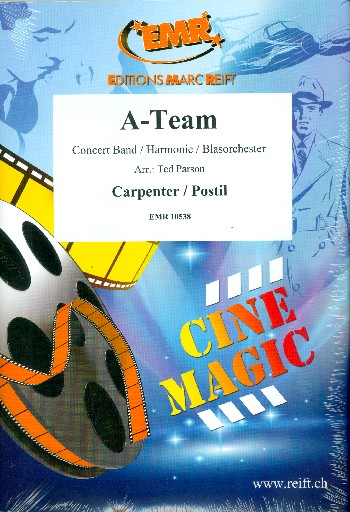 A-Team: for concert band