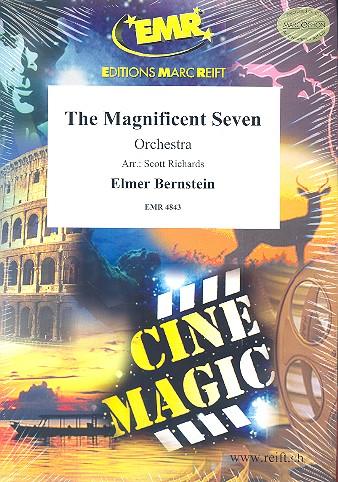 Bernstein,  Elmer - The Magnificent Seven :