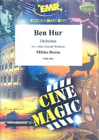Ben Hur: für Orchester
