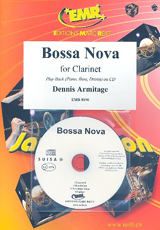 Bossa Nova (+CD): for clarinet
