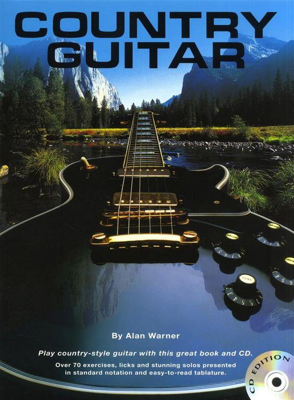 Country Guitar (+CD): for guitar/tab