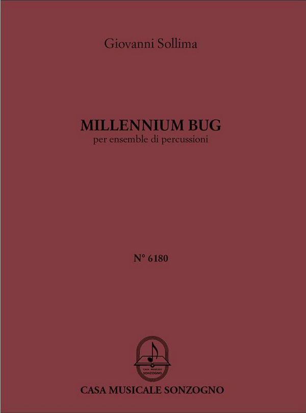 Millennium Bug: für Percussion-Ensemble (4 Spieler)