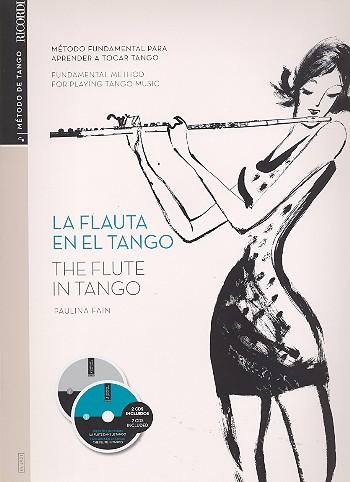 La flauta en el tango (+2 CD\