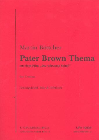 Pater Brown Thema: für Combo