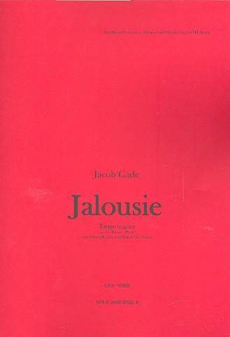 Jalousie: für Klavier
