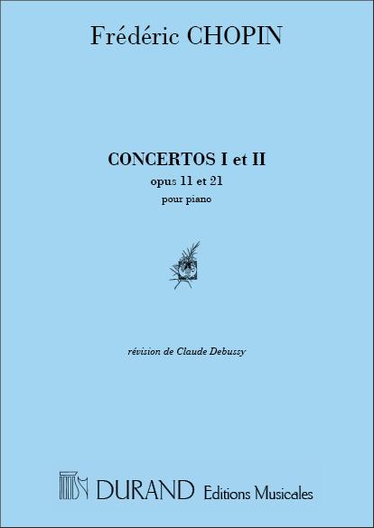 2 Concertos pour piano et orchestre: pour piano