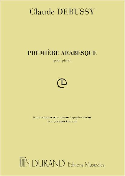 1. Arabesque: pour piano