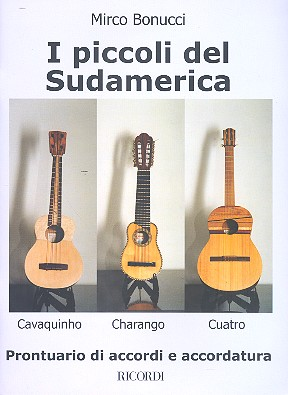 I piccoli del Sudamerica: cavaquinho, charango, cuatro
