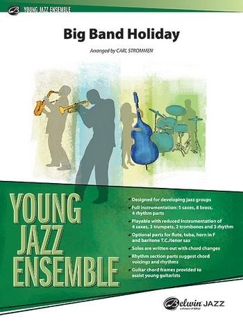 Big Band Holiday (Medley): for young jazz ensemble