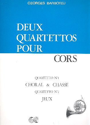 2 quartettos: pour 4 cors