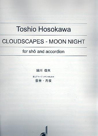 Cloudscapes - Moon Night: dor Shô and accordion