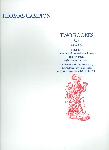 2 Bookes of Ayres