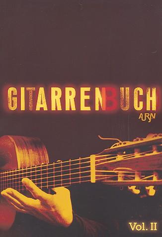 - Gitarrenbuch Band 2 (+CD) :
