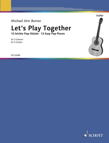 Borner, Jörn Michael - Let's play together :