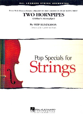 2 Hornpipes: for string orchestra