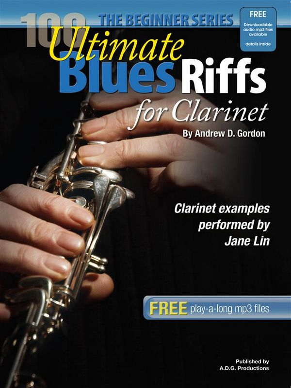 Ultimate Blues Riffs (+CD): for clarinet