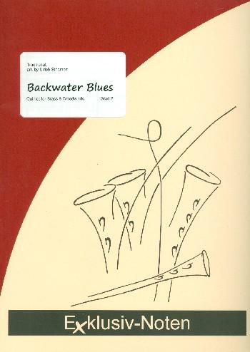 Backwater Blues: für 5 Bläser (Ensemble)