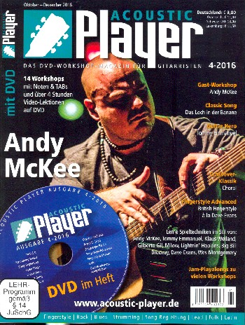 Acoustic Player 4/2016 (+DVD)