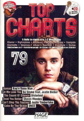 - Top Charts Band 79 (+CD) :
