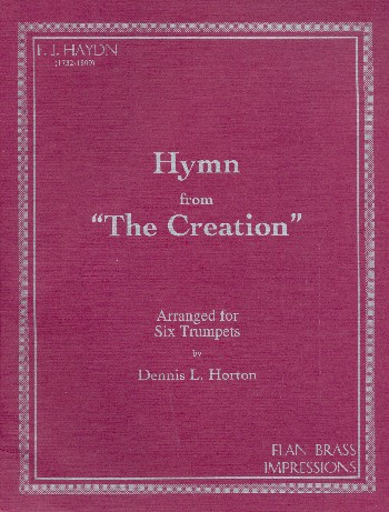 Hymn from the Creation: for 6 trumpets
