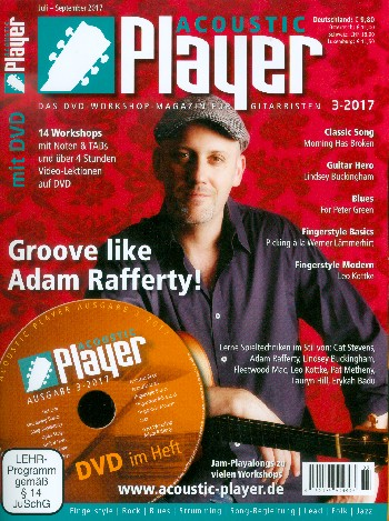 Acoustic Player 3/2017 (+DVD)