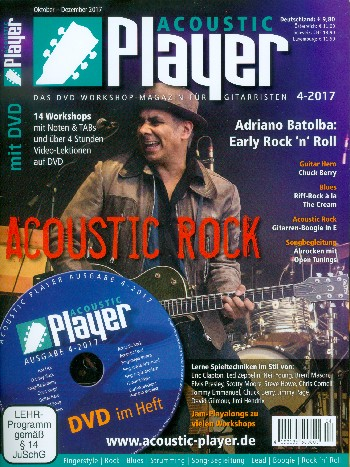 Acoustic Player 4/2017 (+DVD)
