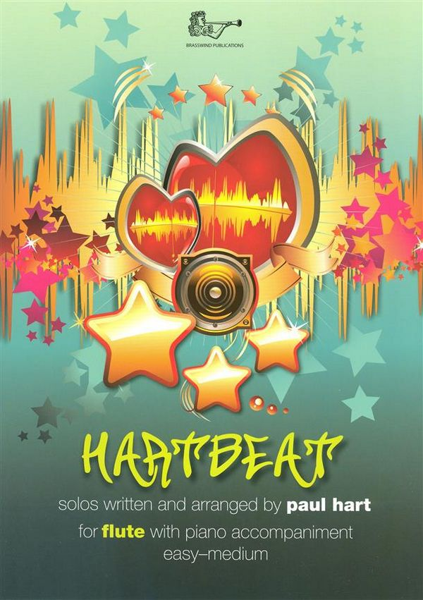 Hartbeat: for flute with piano accompaniment (easy-medium)