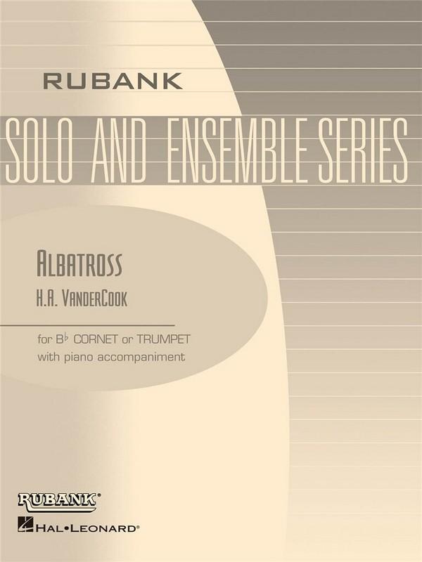 Albatross: for cornet (trumpet) and piano