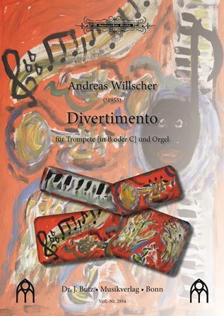 Divertimento: für Trompete und Orgel