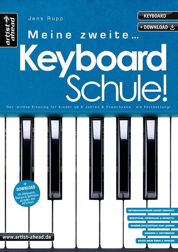 Meine zweite Keyboardschule