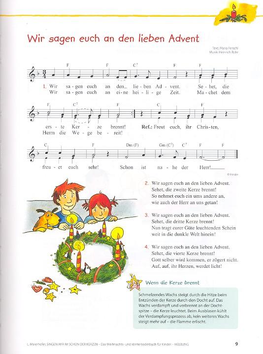 Lorenz Maierhofer Singen Wir Im Schein Der Kerzen