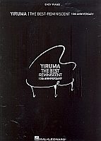 Yiruma - The Best - Reminiscent 10th Anniversary Songbook for easy piano