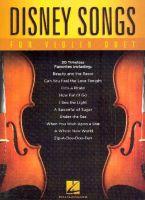 Disney Songs for Violin Duet : - Vollanzeige.