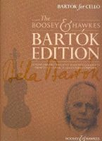 Bartók for Cello (+CD) : - Vollanzeige.
