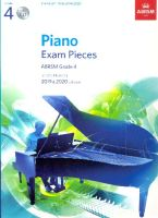 Selected Piano Exam Pieces 2019-2020 Grade 4 (+CD) - Vollanzeige.