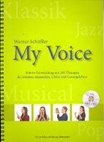 My Voice (+MP3-CD) : - Vollanzeige.