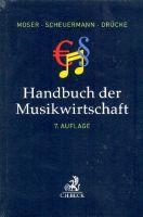 Handbuch der Musikwirtschaft - Vollanzeige.