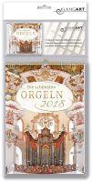 Kalender Die schönsten Orgeln 2018 (+CD) - Vollanzeige.