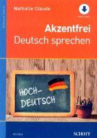Akzentfrei Deutsch sprechen (+Online Audio) - Vollanzeige.