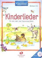 Kinderlieder (+CD) : - Vollanzeige.