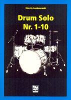 Drum Solo Nr.1-10 : - Vollanzeige.