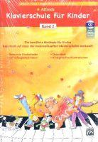 Alfreds Klavierschule für Kinder Band 2 (+CD) : - Vollanzeige.