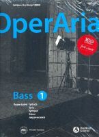 OperAria Bass Band 1 - Repertoire lyrischer Bass (+ mp3-CD +pdf) : - Vollanzeige.